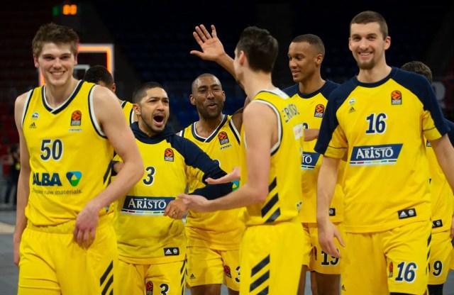Baskonia-Alba (21° round): i tedeschi sbancano la Fernando Buesa Arena