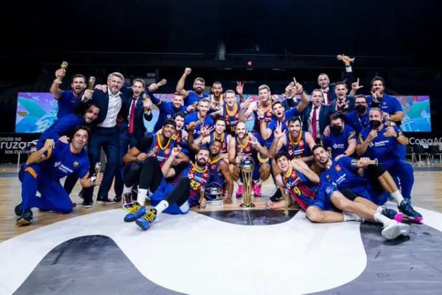 Real Madrid-Barcellona, la partita dei sogni di Jasikevicius. 26sima Copa del Rey per i catalani