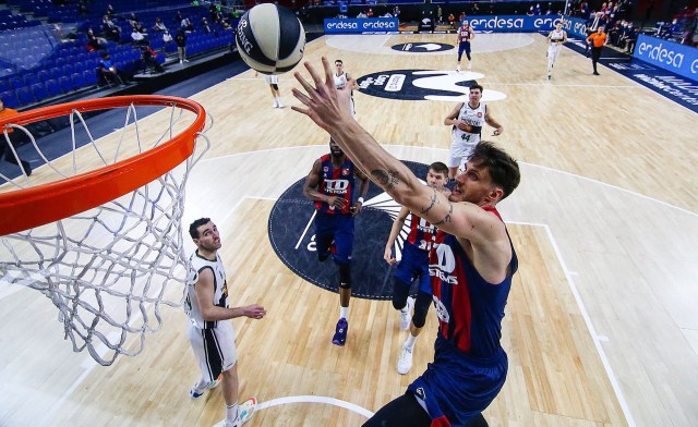 Baskonia, Polonara ed Henry vogliono dire semifinale: Badalona KO