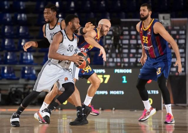ASVEL, la settima è quella più bella! I ragazzi di Parker sbancano Barcellona 69-78.
