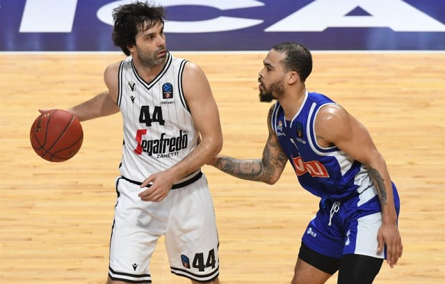 Teodosic, eurocup / Eurodevotion