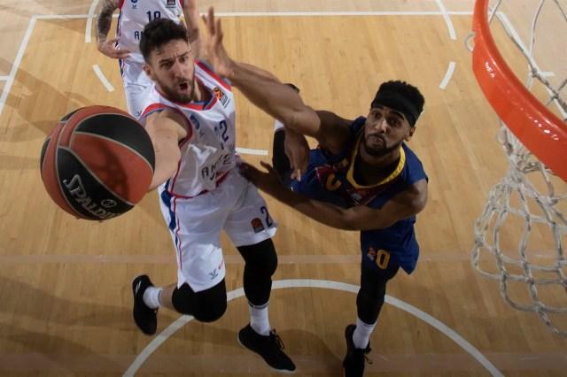Barcellona-Efes (round 24): Blaugrana senza difesa, colpo turco