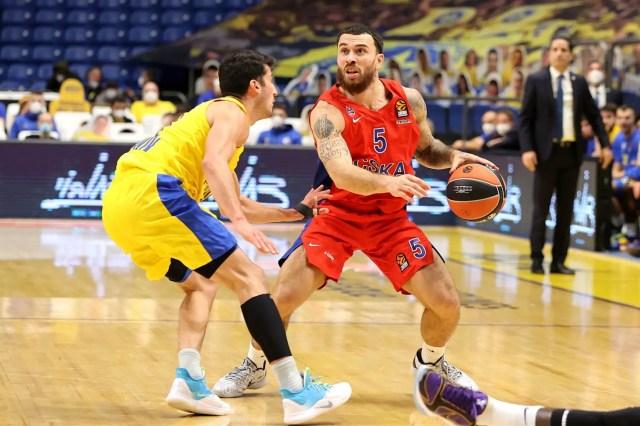 Round 27: ancora una vittoria col brivido per il CSKA a Tel Aviv