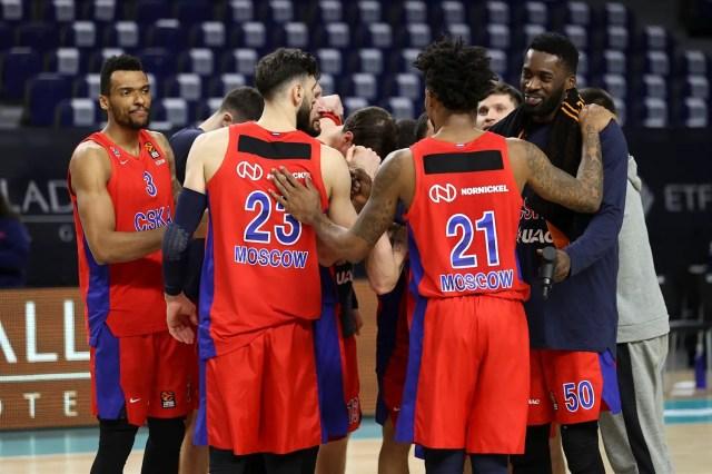 Real-CSKA (round 30): vittoria russa di talento, i Blancos ora tremano