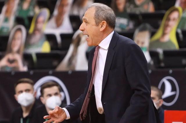 Olimpia Milano, Messina: Il controllo dei rimbalzi e la circolazione di palla saranno fondamentali