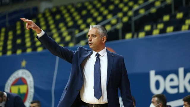 Igor Kokoskov: Coaching is a never ending story, there's no final conversation in basketball