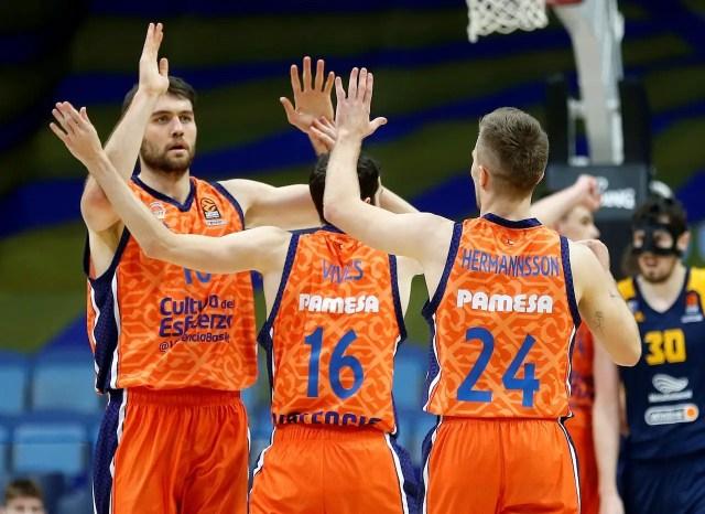 Valencia Basket, due infortuni importanti nella settimana del Round 31