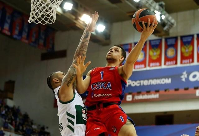 Lega VTB: il CSKA vince in volata contro il Nizhny e si mantiene in quarta posizione