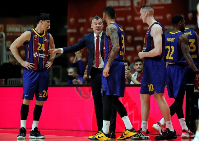 La lavagnetta dei playoff: lo UCLA screen del Barcellona