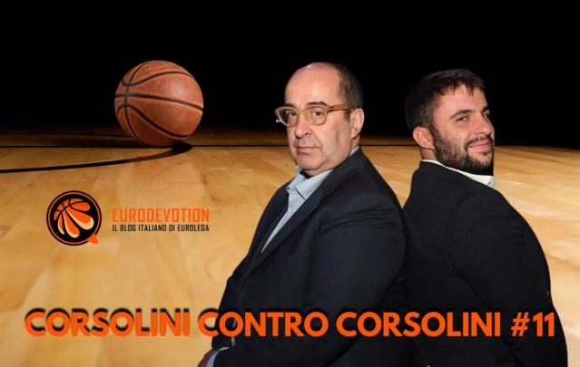 Corsolini contro Corsolini #11: jeans strappati e strane giocate