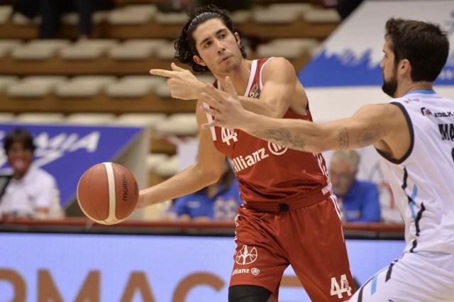 Davide Alviti vicinissimo all'Olimpia Milano