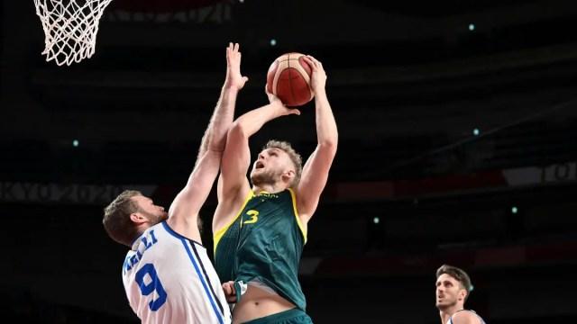 Tokyo 2020: Il cuore dell'Italbasket non basta, vince l'Australia