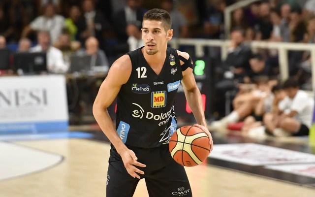 Ufficiale: Diego Flaccadori ritorna a Trento