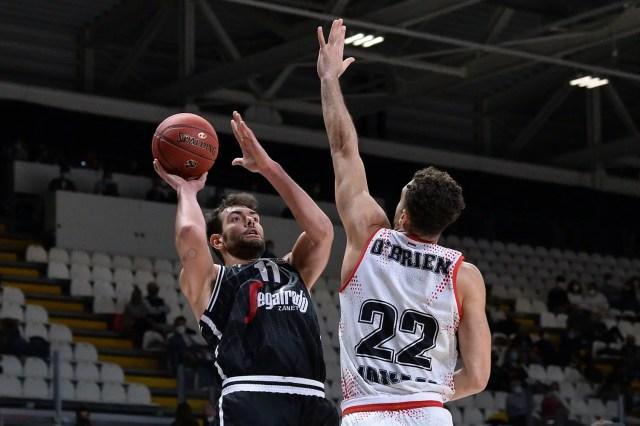 Giampaolo Ricci è un nuovo giocatore dell'Olimpia Milano