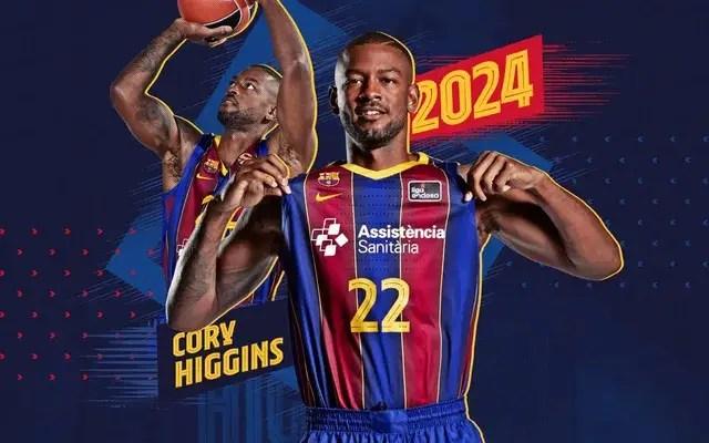 Higgins e Barcellona insieme fino al 2024