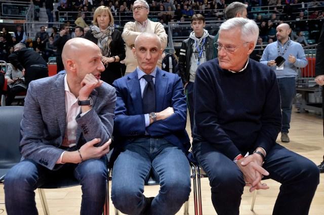 Baraldi: Il 50% nei palazzi è il minimo con cui partire, a differenza di altri dirigenti del basket italiano penso che il 35% sia poco