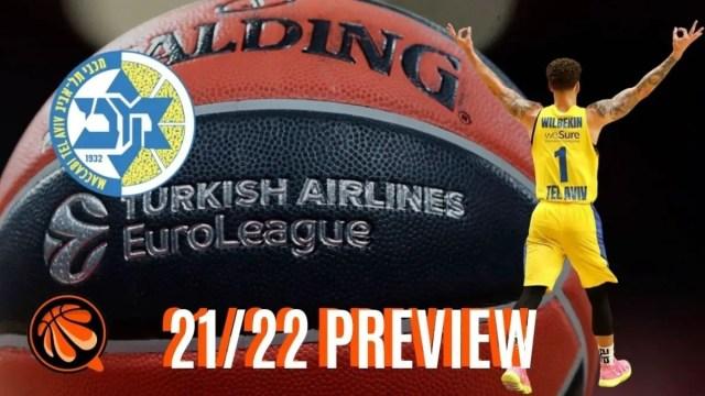 Il Maccabi Tel-Aviv è la prossima squadra delle Euroleague Preview 2021/22 targate Eurodevotion. Riusciranno i ragazzi di coach Sfairopoulos a riscattare la scorsa stagione?