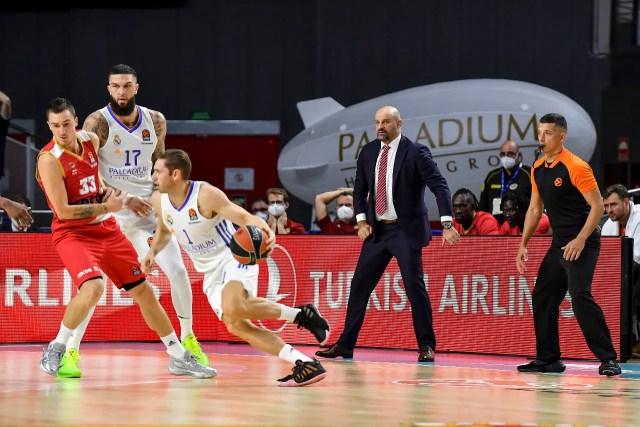 """Mitrovic è netto: """"Il Barça gioca il miglior basket di Eurolega"""""""