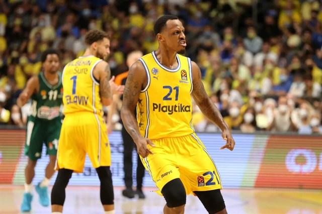 Maccabi Tel Aviv – Panathinaikos(G5), i padroni di casa hanno la meglio