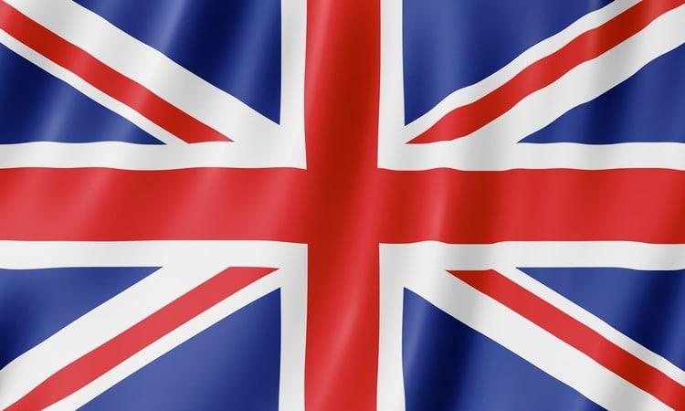 bandeira do Reino Unido oficial