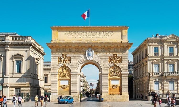 Cidades mais caras da França Montpellier