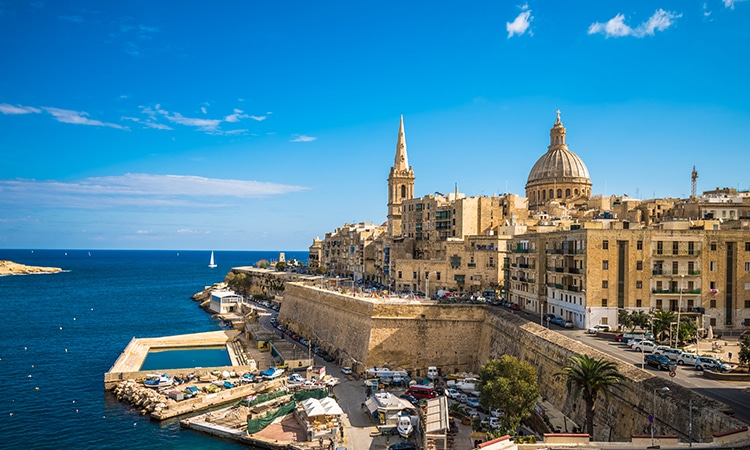 Custo de vida em Malta Valeta