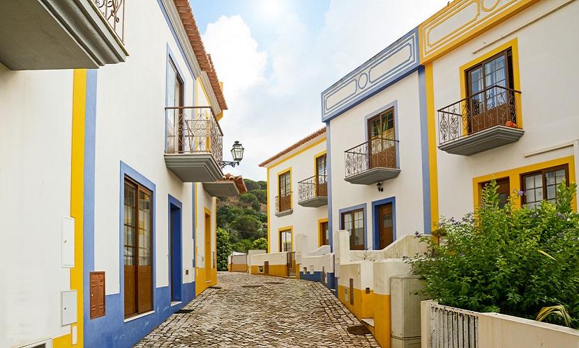 Alugar apartamento em Portugal no interior