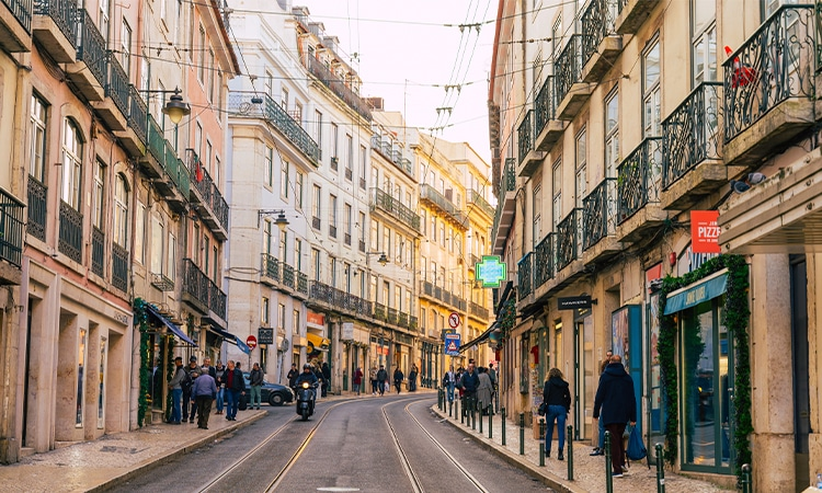 aluguel em Lisboa