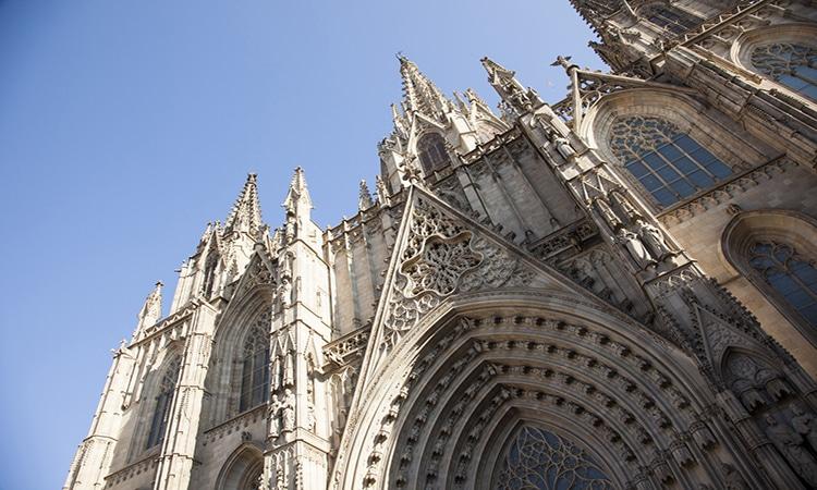 Arquitetura em Barcelona