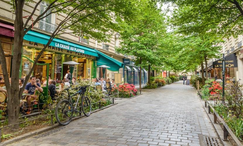 bairro residencial Paris