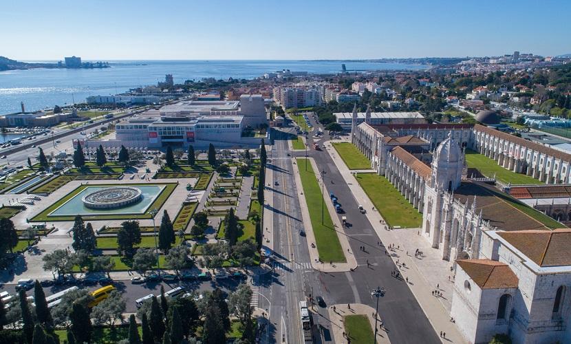 Bairros de luxo de Lisboa
