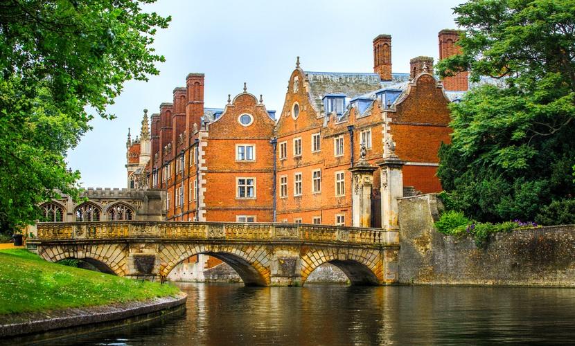Cambridge cidades pequenas da Inglaterra