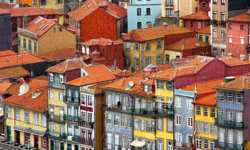 Casas no Porto
