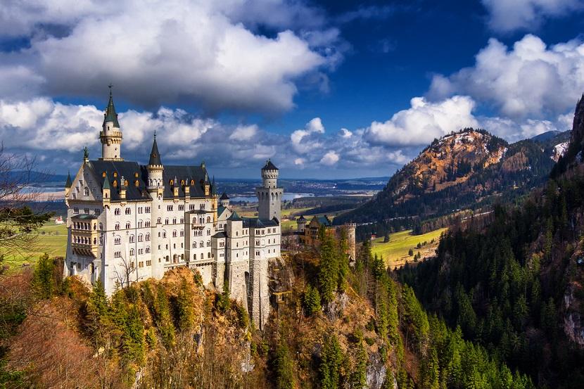 Castelo Cinderela Neuschwanstein