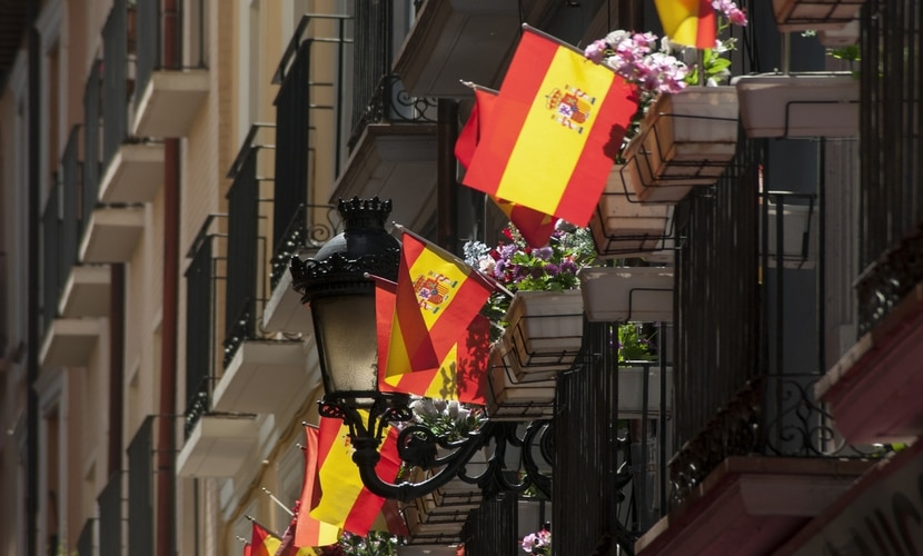 Cidadania espanhola par residir no país