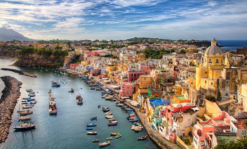 Cidades mais baratas da Itália Nápoles