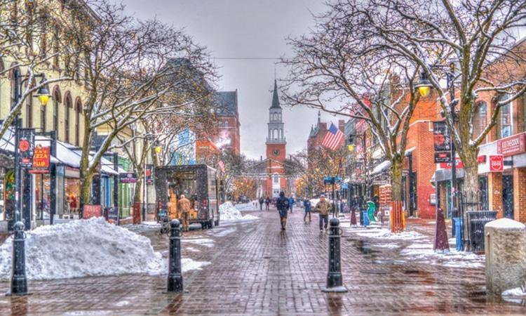 Cidades que pagam para morar: Vermont