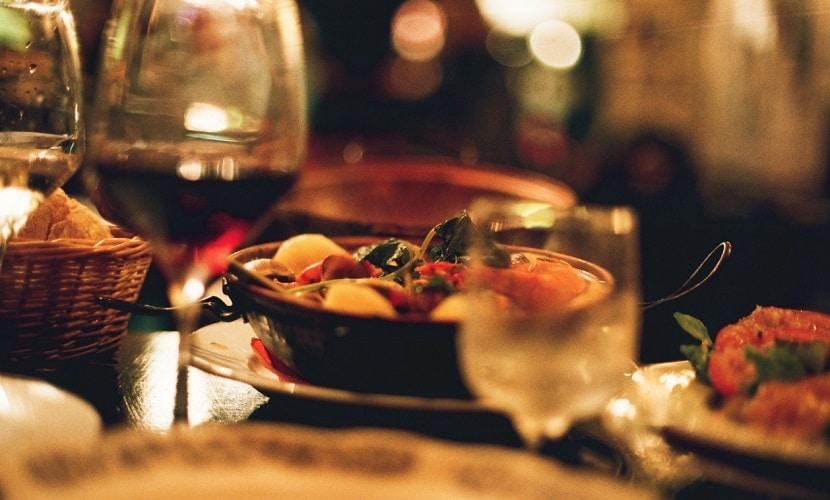 comer fora no Porto