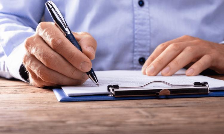 Como preencher o formulário do ETIAS