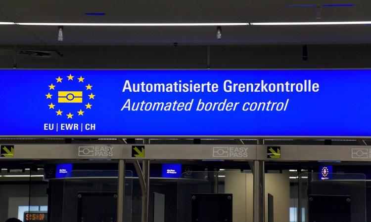 Controle de imigração na Alemanha