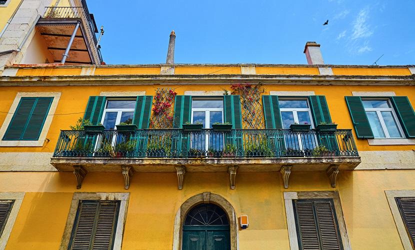 custo de moradia em Lisboa