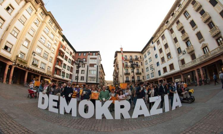 Democracia Catalunha