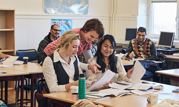 Educação para adultos na Suécia