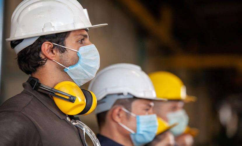emprego na construção civil