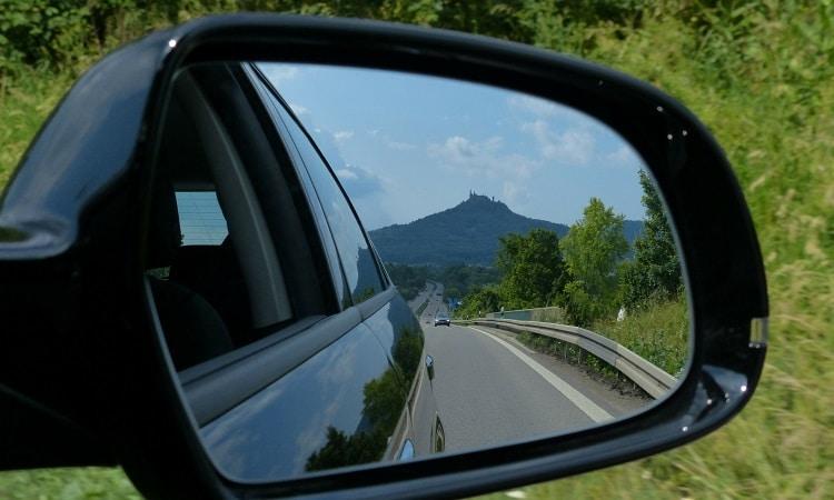 estrada aluguel de carro na alemanha