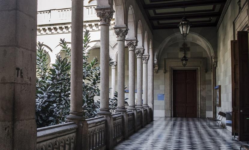 estudar na Universidade de Barcelona