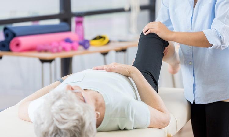 fisioterapia em Portugal idosos