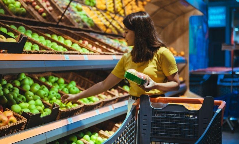 franquia supermercado