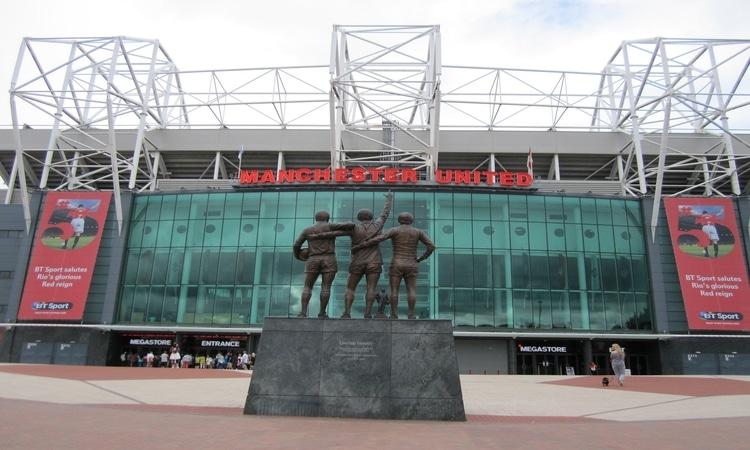 futebol em Manchester