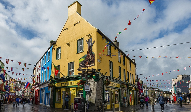 Galway cidades da Irlanda